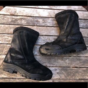 SOREL waterfall snow winter boots size 8.5